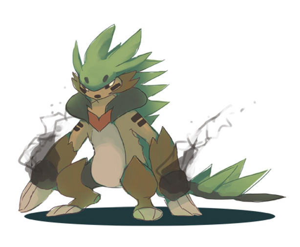 possible chespin evolution