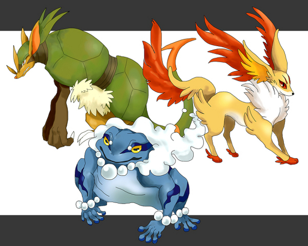 possible chespin evolution forms